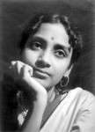 A thoughtful Geeta Roy