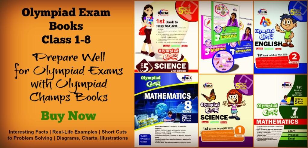 Buy Olympiad Exam Books Online