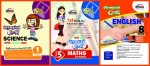 Olympiad Champs books, study material and practice tests are a great way of preparing for the Olympiad for Classes I to 8