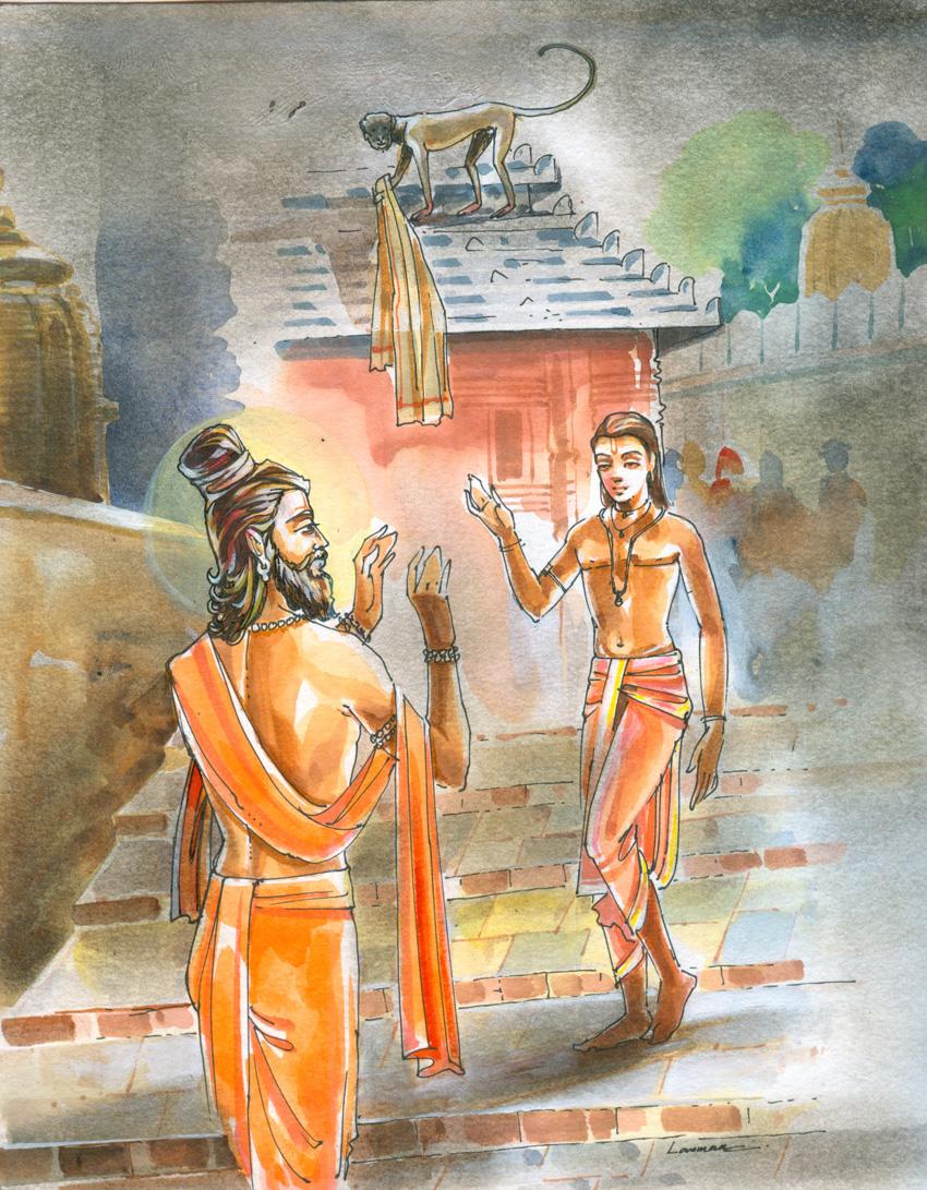 Tales of Jagannath Goswami Tulasidas 1