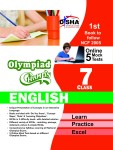 Olympiad English book for Class 7