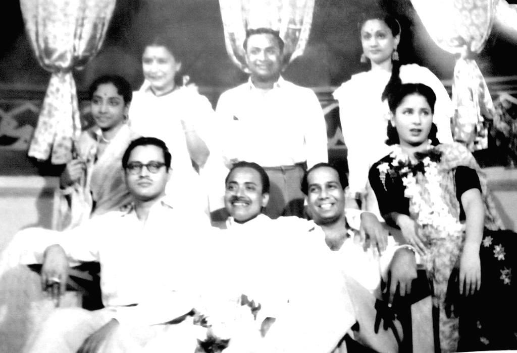 Geeta Dutt, Guru Dutt, Geeta Bali
