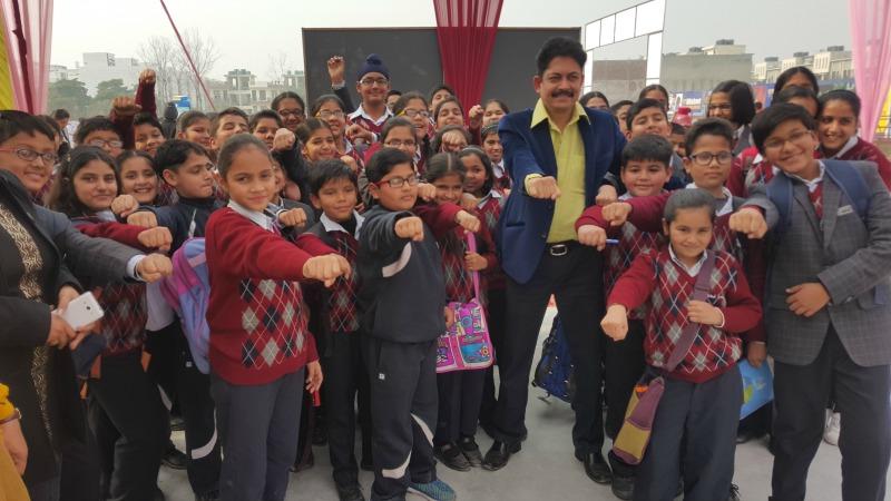 Chandigarh Children's Literature Festival 3