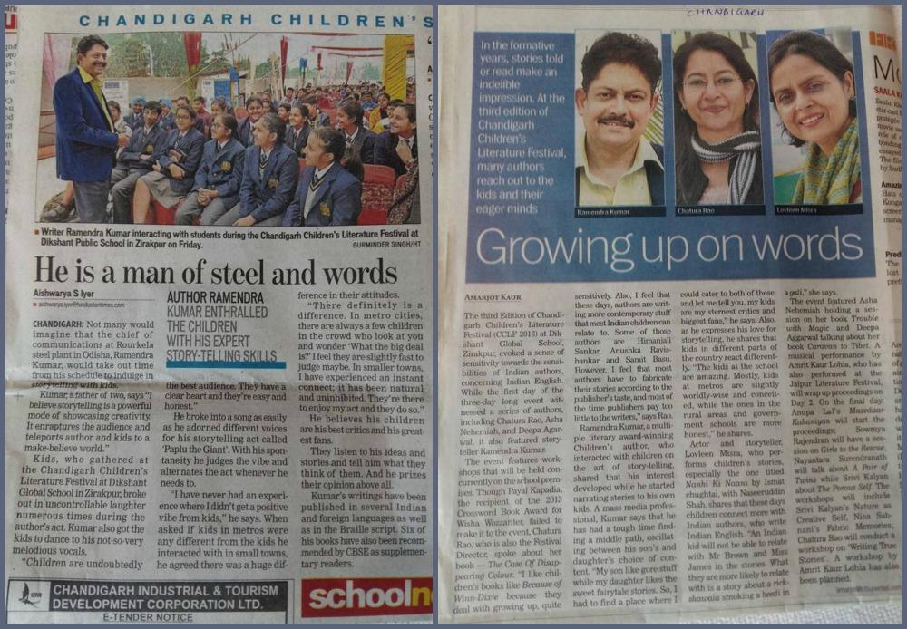 Chandigarh Children's Literature Festival 5