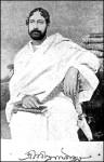 Rabindranath Tagore AD