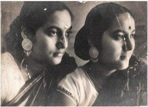 Manobina Roy and Debalina