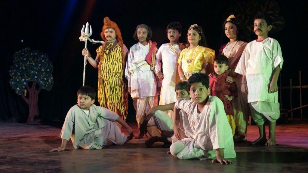 The children of Bidhata Purush, directed by Manas and Keshob