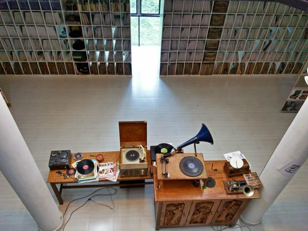 Sunny Mathew Discs and Machines Museum
