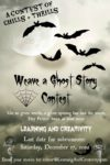 Weave a Ghost Story Contest