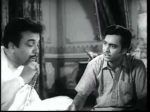 Uttam Kumar and Soumitra Chatterjee