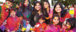 Holi Hai! An Indian Holiday Greets Spring with Showers of Color