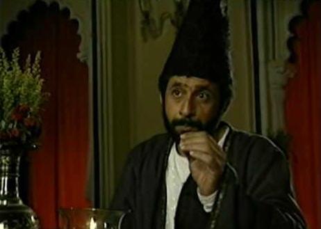naseeruddin shah as mirza ghalib