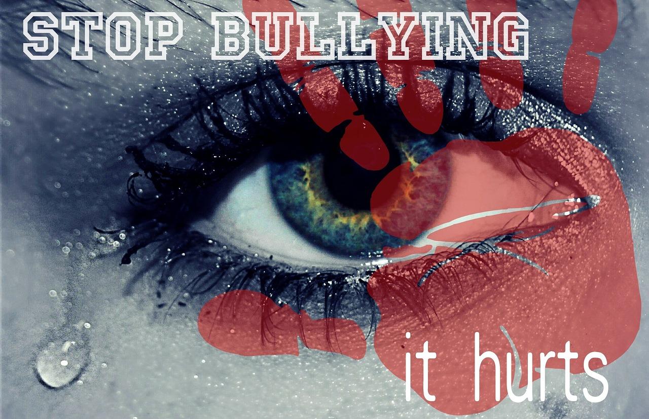 stand up against hostile behaviour