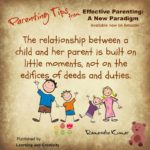 Parenting tips from Effective Parenting