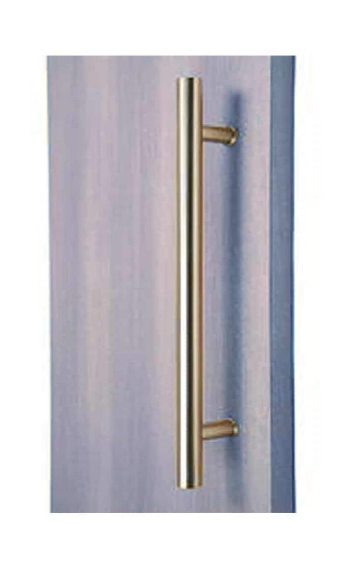 H type door handle