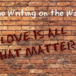 58 writing on the wall morning meanderings