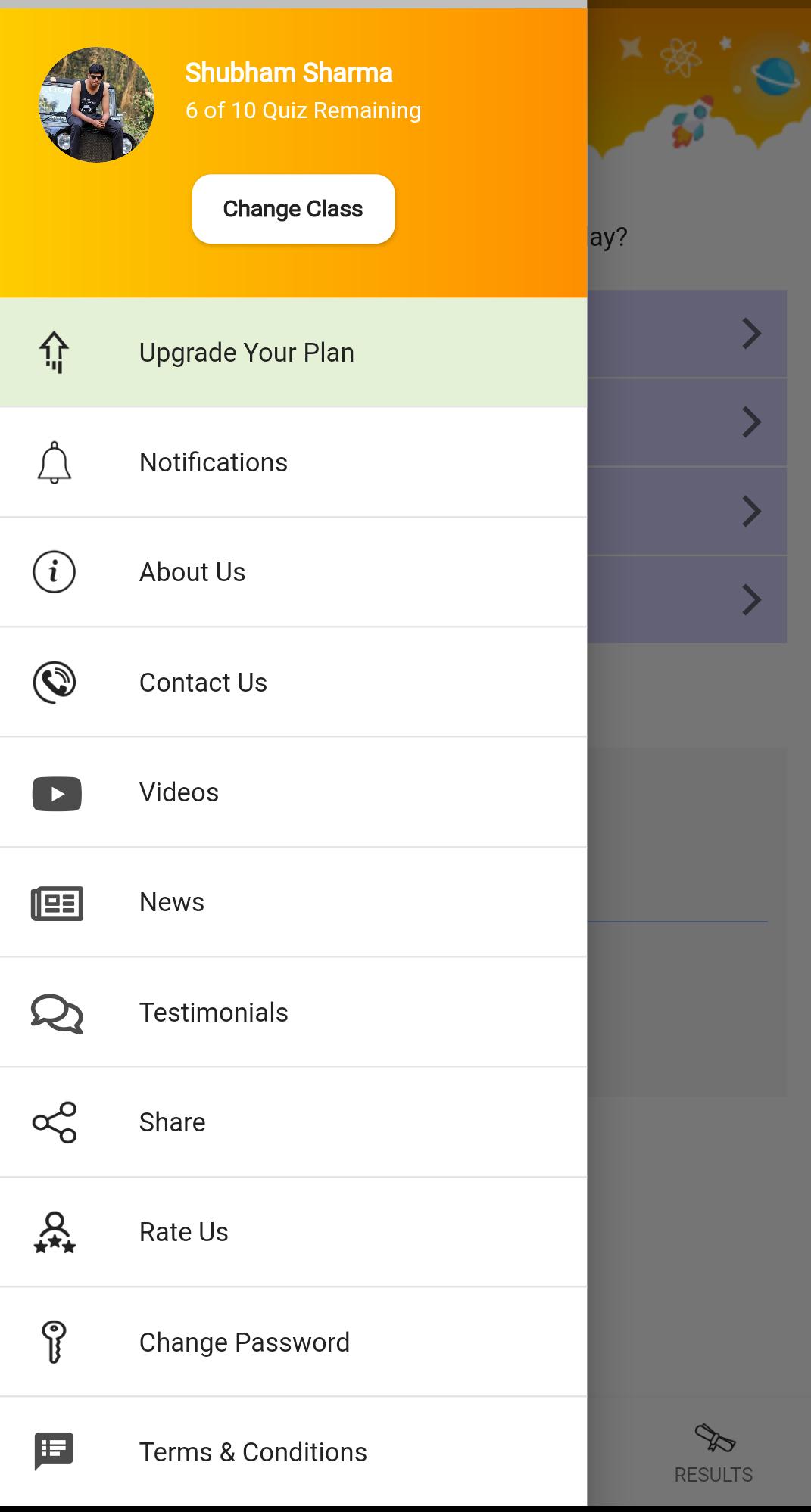 The Quizopedia App