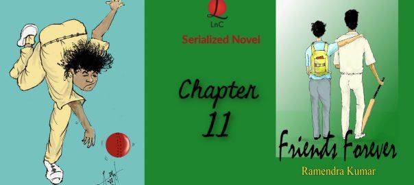 11 friends forever novel for teens chapter 11
