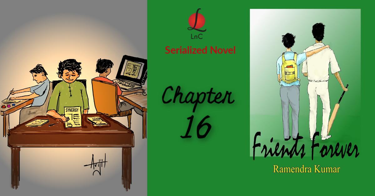 16 friends forever novel for teens chapter 16