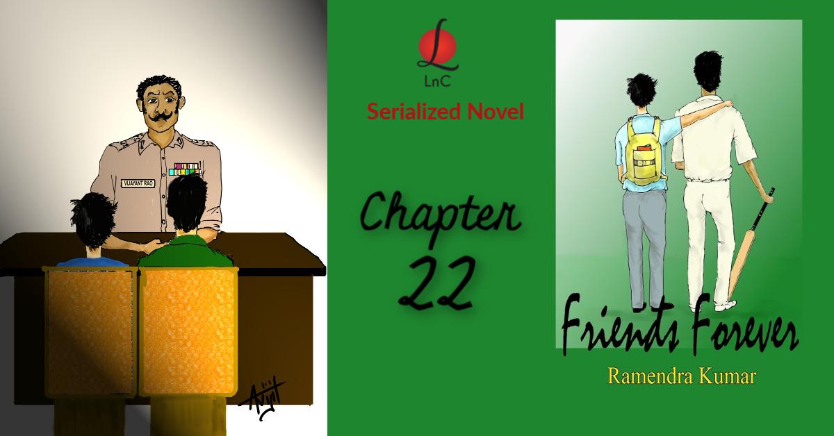 22 friends forever novel for teens chapter 22