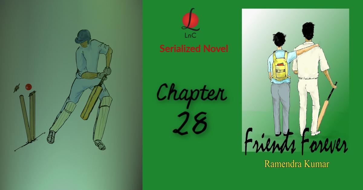 28 friends forever novel for teens chapter 28