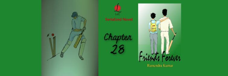 28 friends forever teen novel chapter 28
