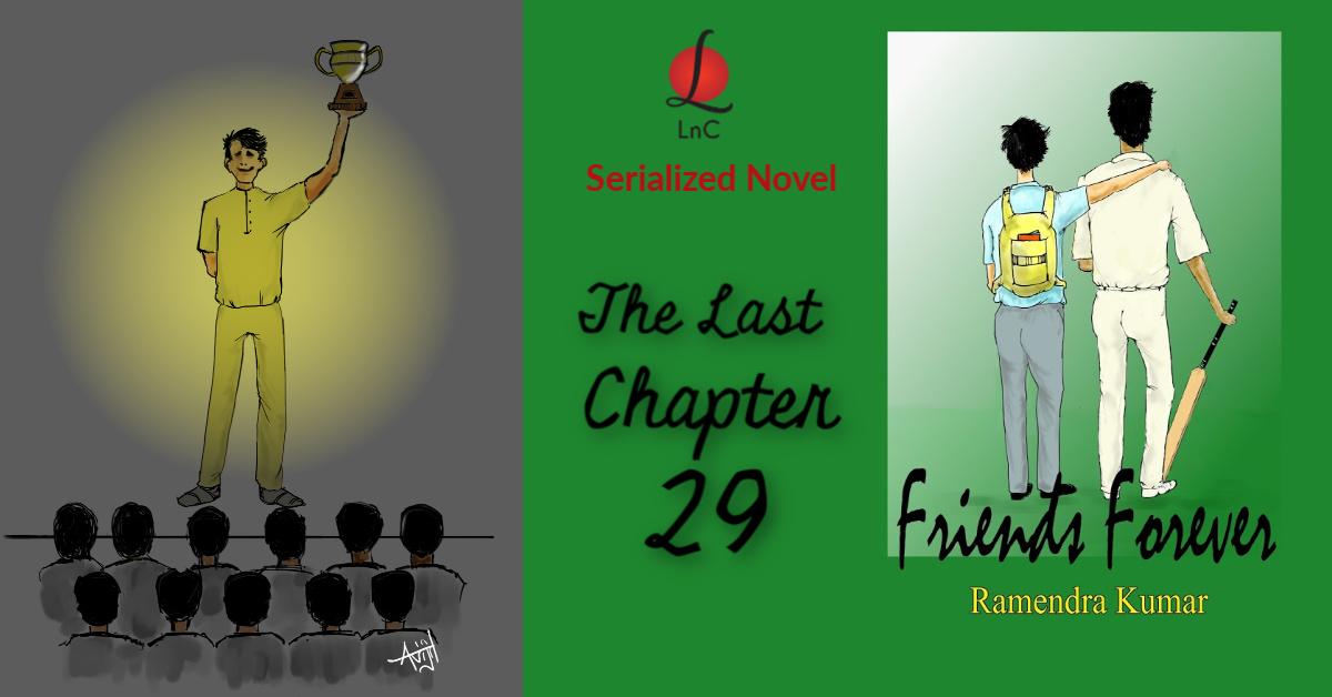 29 friends forever novel for teens chapter 29