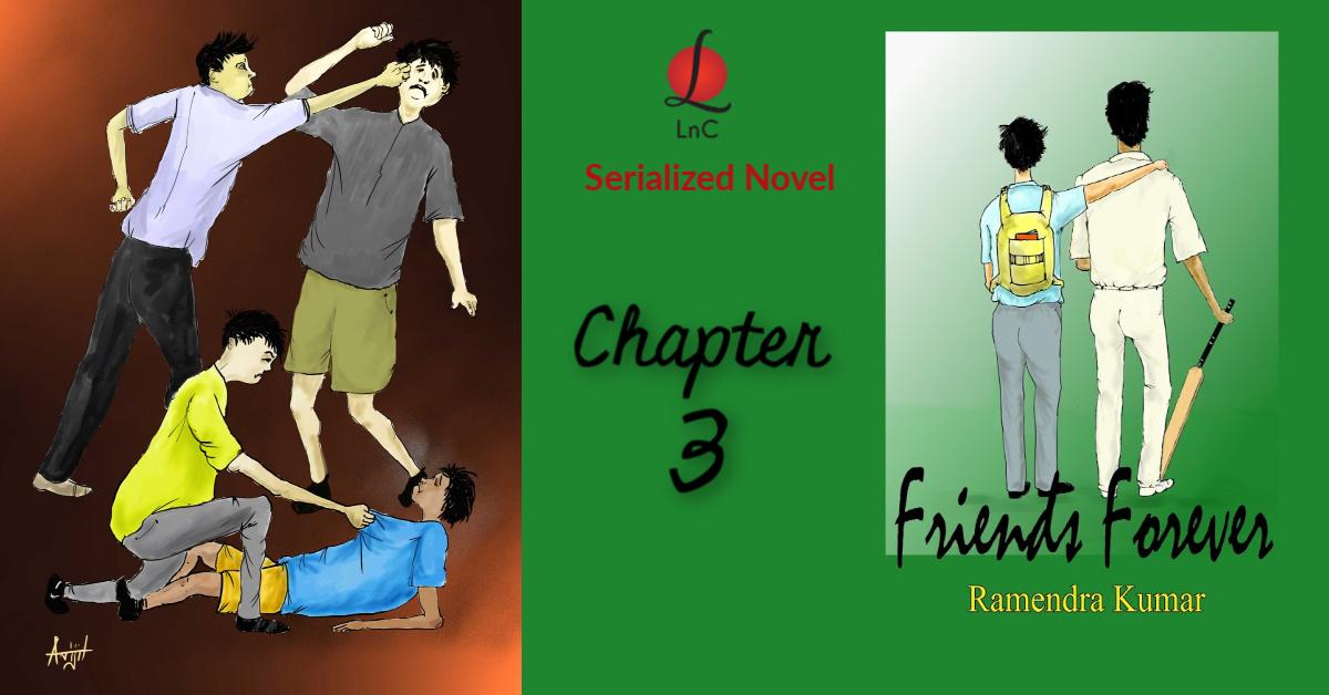 friends forever novel for teens chapter 3