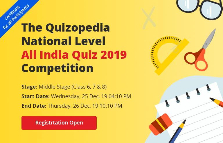 All India Quiz 2019