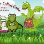 a dinosaur called golu short story by children
