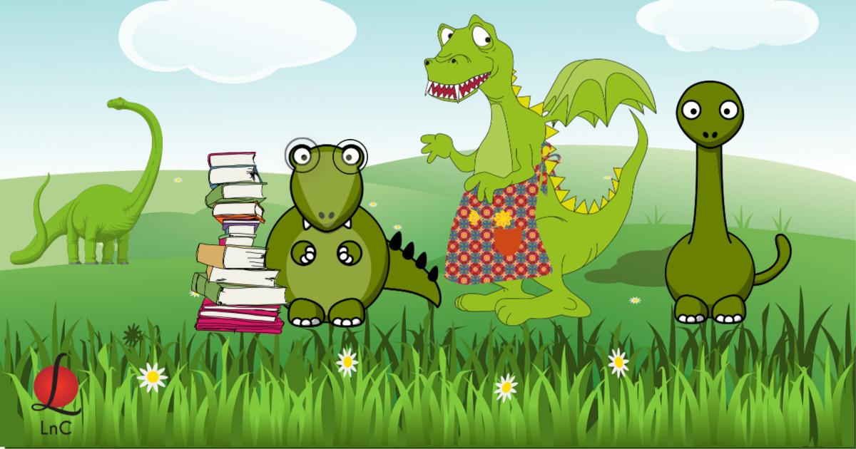 a dinosaur called golu short story by kids