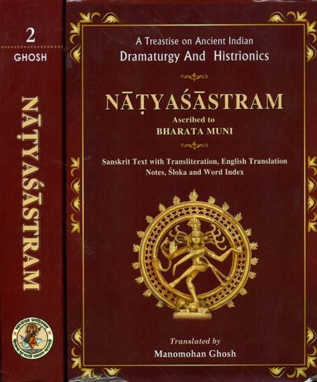The Natyashastra by Bharata-muni