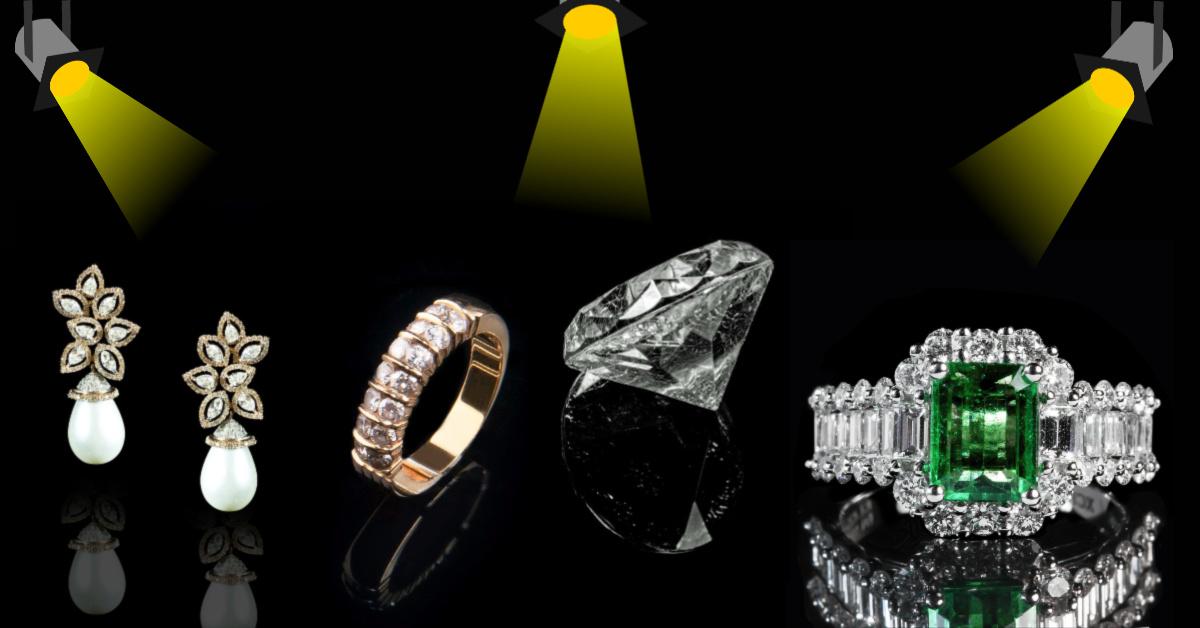 The diamond exhibition