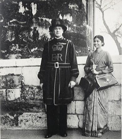 Manobina Bimal Roy's oldest daughter Nilanjana