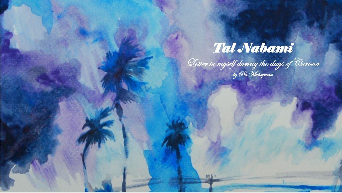 Tal Nabami artwork by Piu Mahapatra