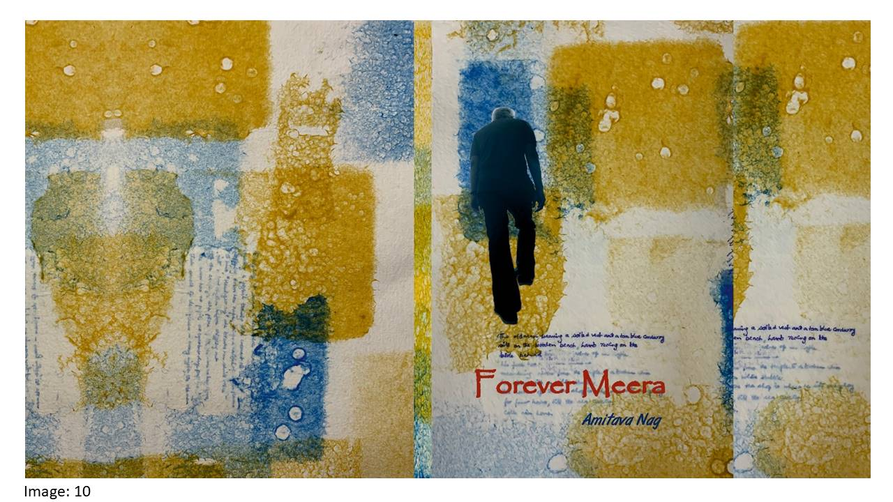 Forever Meera Book of Poems Cover Creation (8)