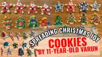 Spreading Christmas Joy with Homemade Cookies