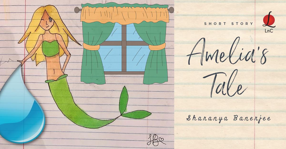 amelia's tale fantasy story sharanya banerjee