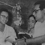 Hemant Kumar, Geeta Dutt and RD Burman