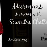 6 Portraits (Soumitra Chatterjee) Murmurs by Amitava Nag (Silhouette)